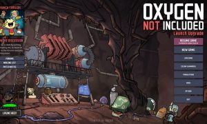 Oxygen Not Included PC Version Game Free Download