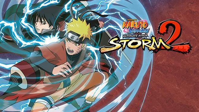 Naruto Ultimate Ninja Storm Two PC Version Full Game Free Download