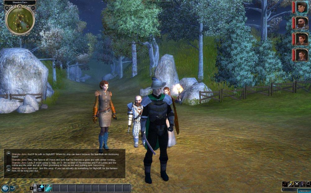 Neverwinter Nights PC Version Game Free Download
