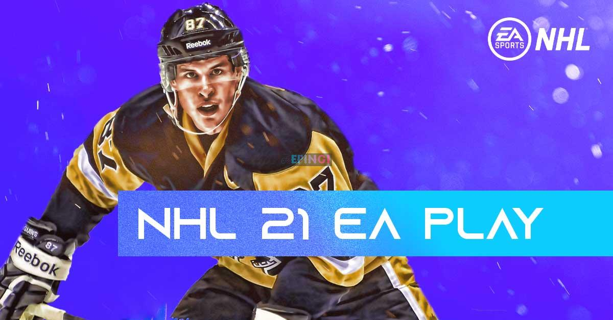 NHL 21 Nintendo Switch PC Version Game Free Download