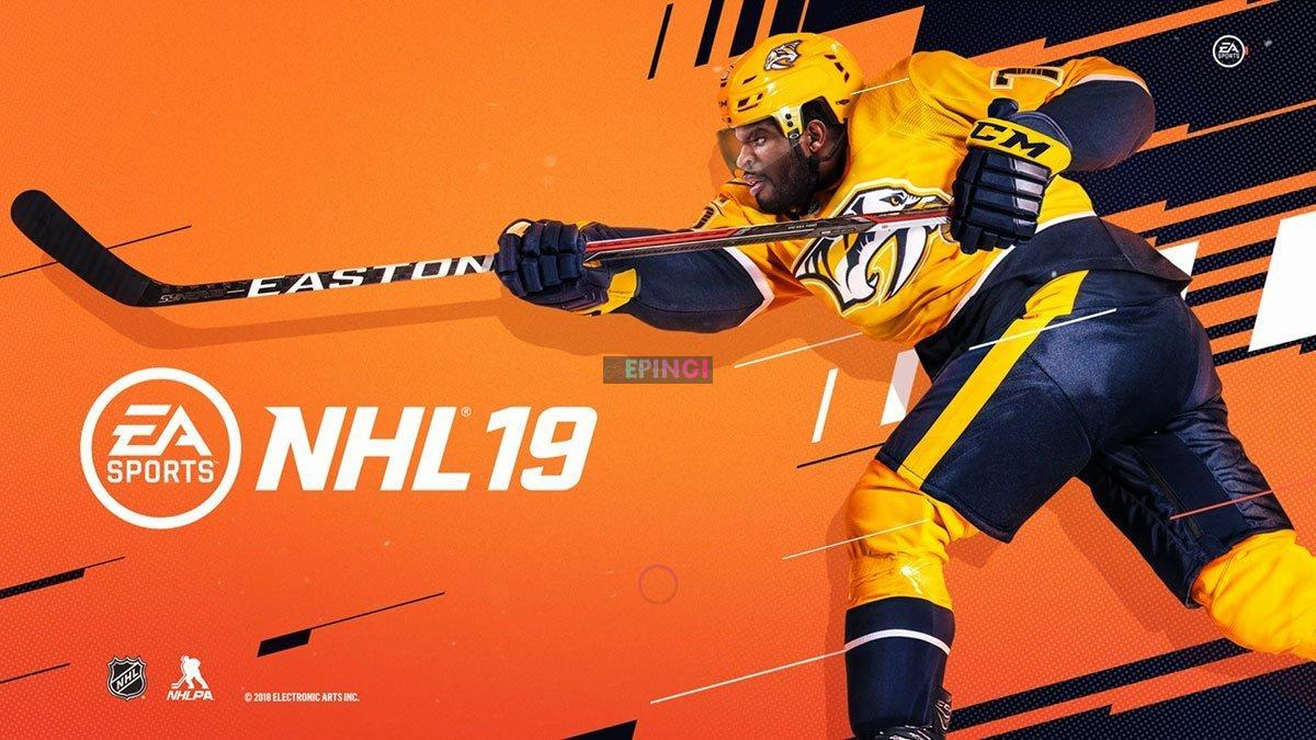 NHL 19 iOS/APK Version Full Game Free Download