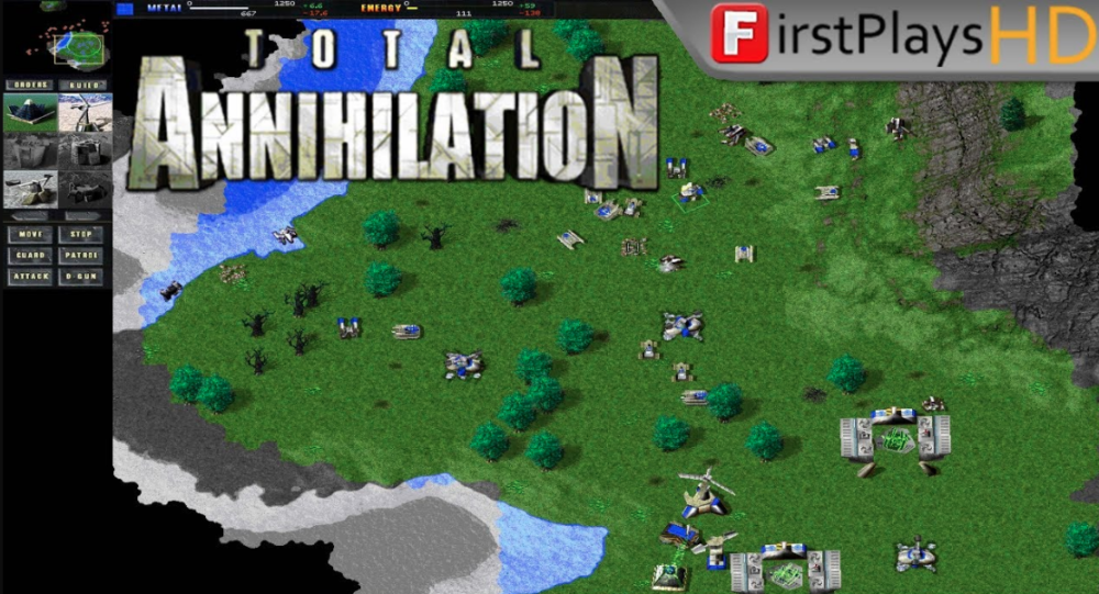 Planetary Annihilation PC Version Full Game Free Download