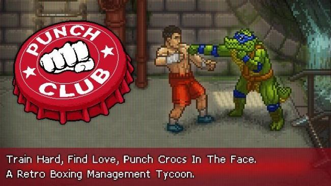 Punch Club Apk Mobile Game Free Download