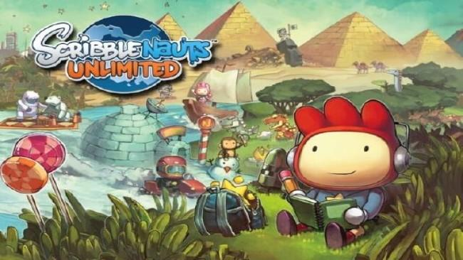 Scribblenauts Unlimited PC Latest Version Game Free Download