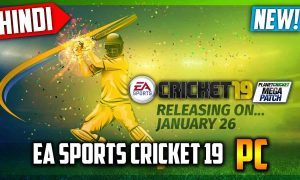 EA Sports Cricket 2019 Game Full Version PC Game Download