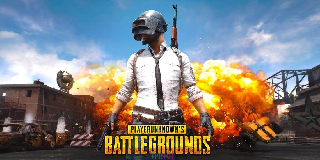 PUBG Cracked PC Latest Version Game Free Download