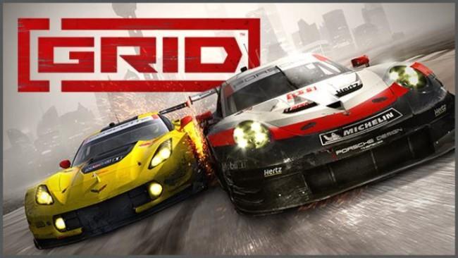 GRID PC Version Game Free Download