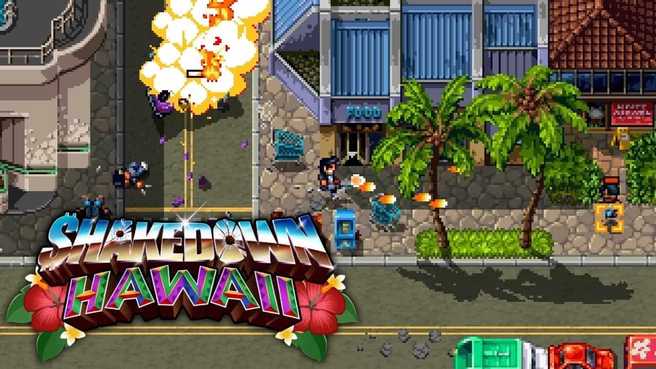 Shakedown Hawaii Game Full Version PC Game Download