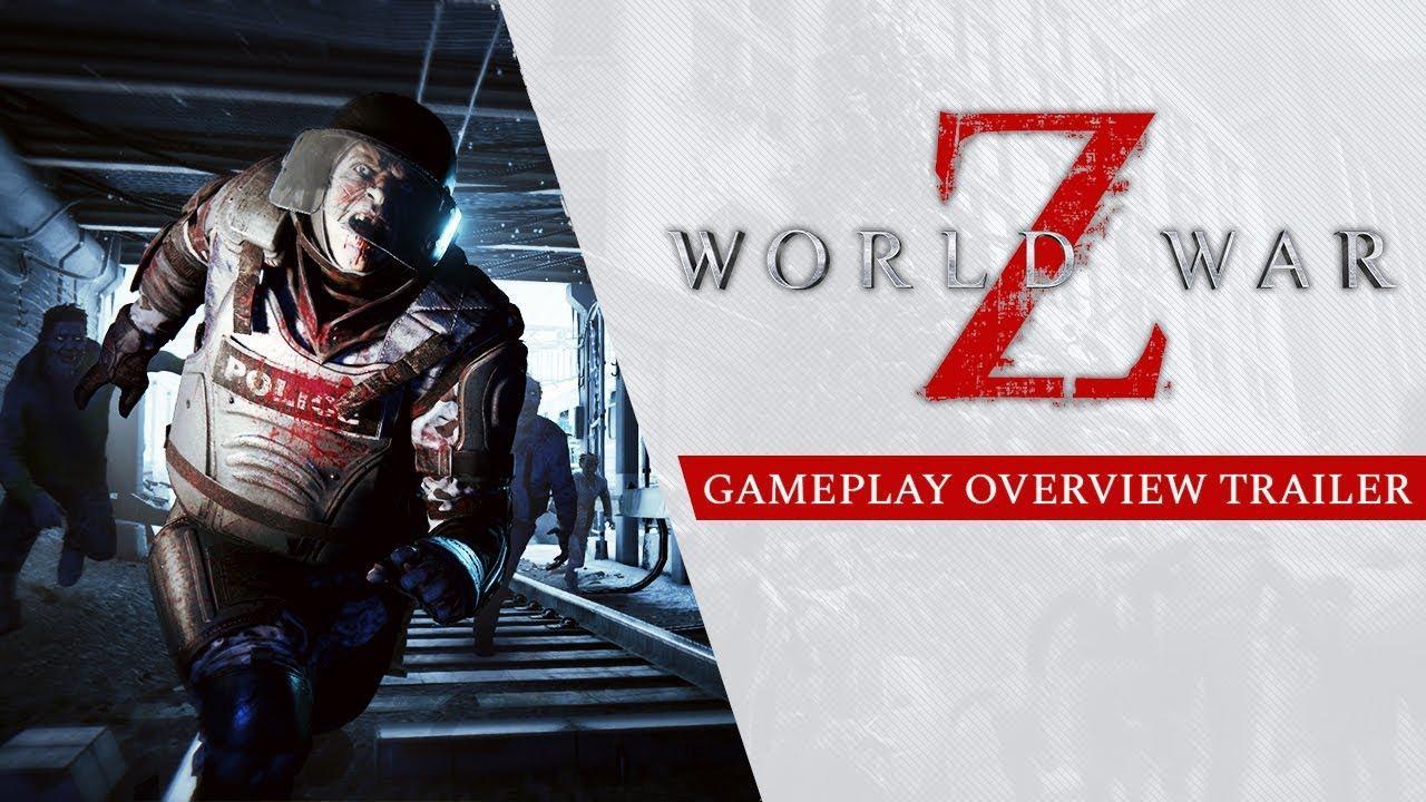 World War Z PC Latest Version Game Free Download