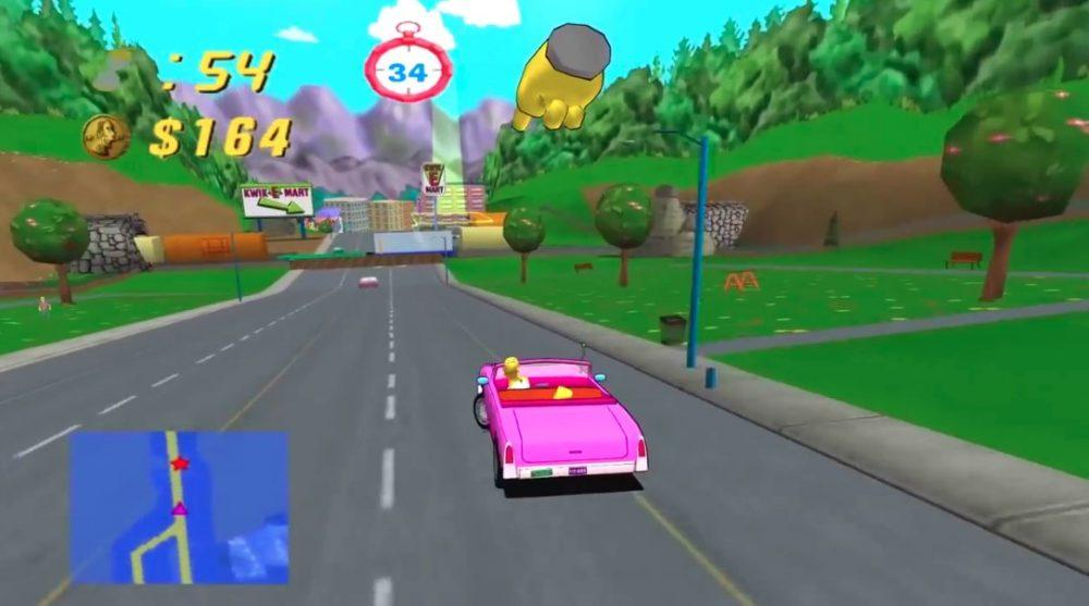 The Simpsons Hit And Run Mobile Game Free Download