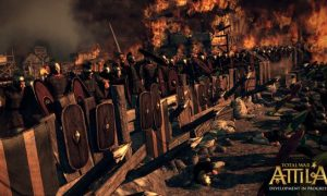 Total War Attila iOS/APK Version Full Game Free Download