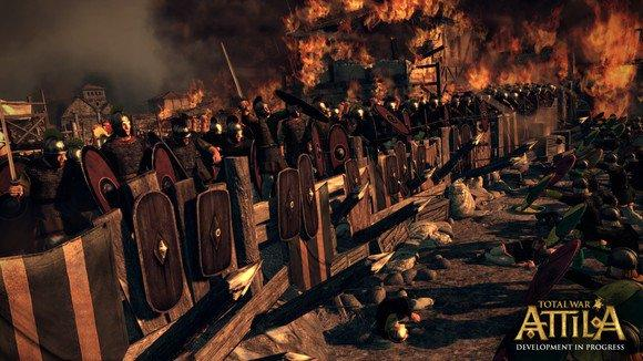 Total War Attila iOS/APK Version Full Game Free Download