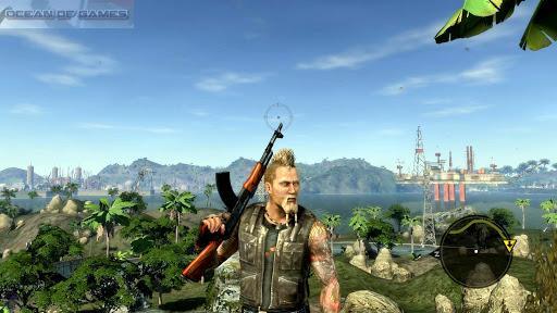 Mercenaries 2 World PC Version Full Game Free Download