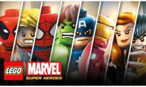 Lego Marvel Super Heroes iOS/APK Version Full Game Free Download