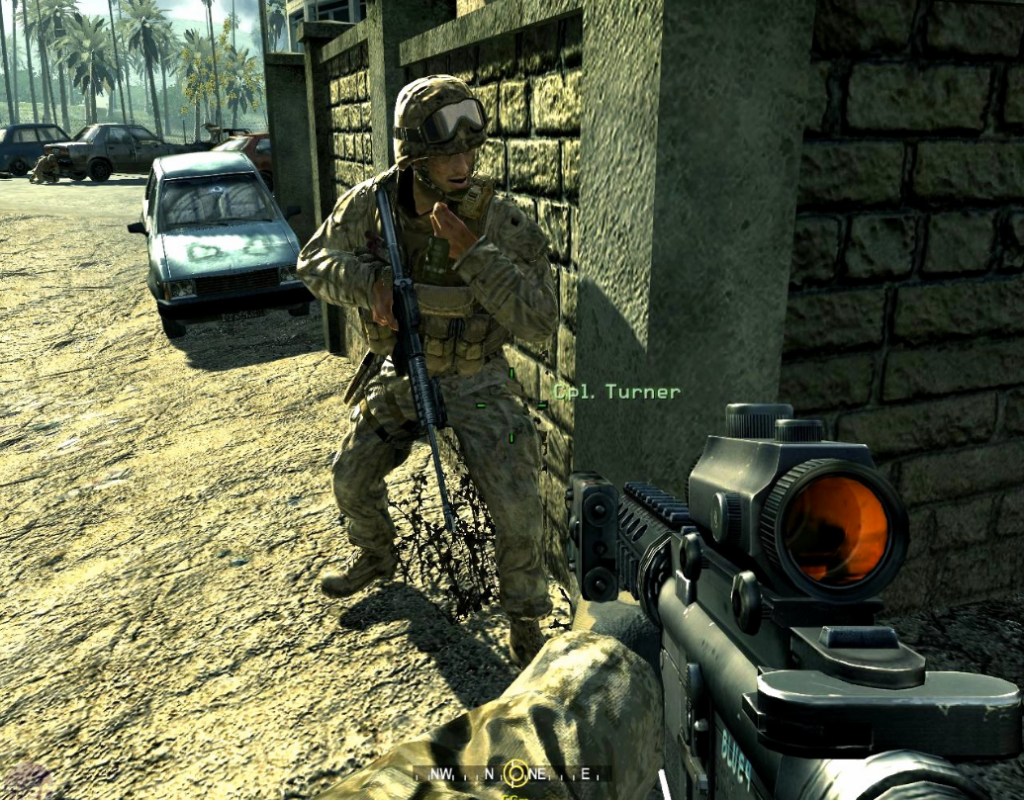 Call Of Duty 4 PC Latest Version Free Download