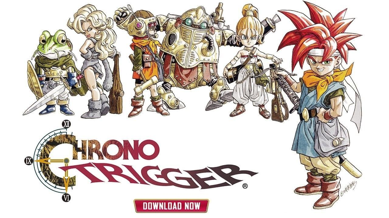 Chrono Trigger Xbox One Version Full Game Free Download
