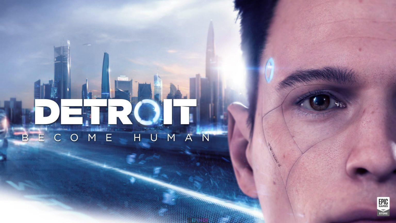 Detroit Become Human Xbox One Apk Mobile Game Free Download