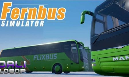 Fernbus Simulator iOS/APK Version Full Game Free Download