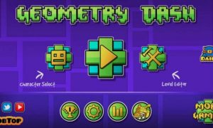Geometry Dash PC Version Game Free Download