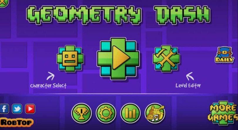 Geometry Dash PC Version Game Free Download
