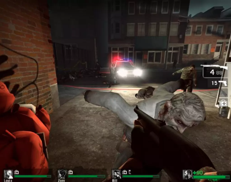Left 4 Dead Apk Full Mobile Version Free Download