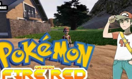 Pokemon Fire Red iOS/APK Full Version Free Download