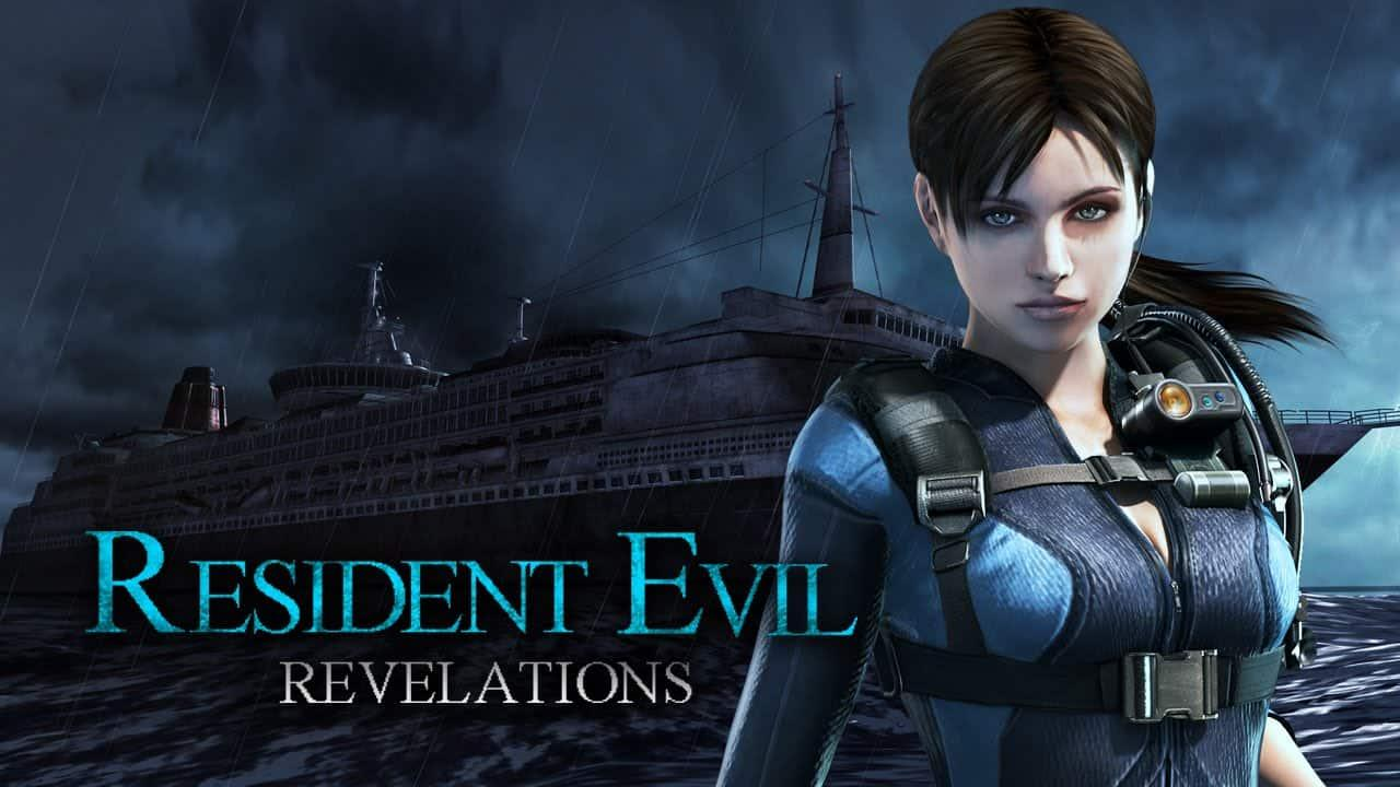 Resident Evil Revelations PC Version Full Game Free Download