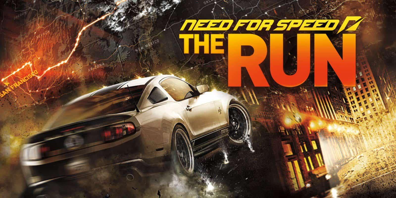 Need For Speed The Run iOS/APK Full Version Free Download