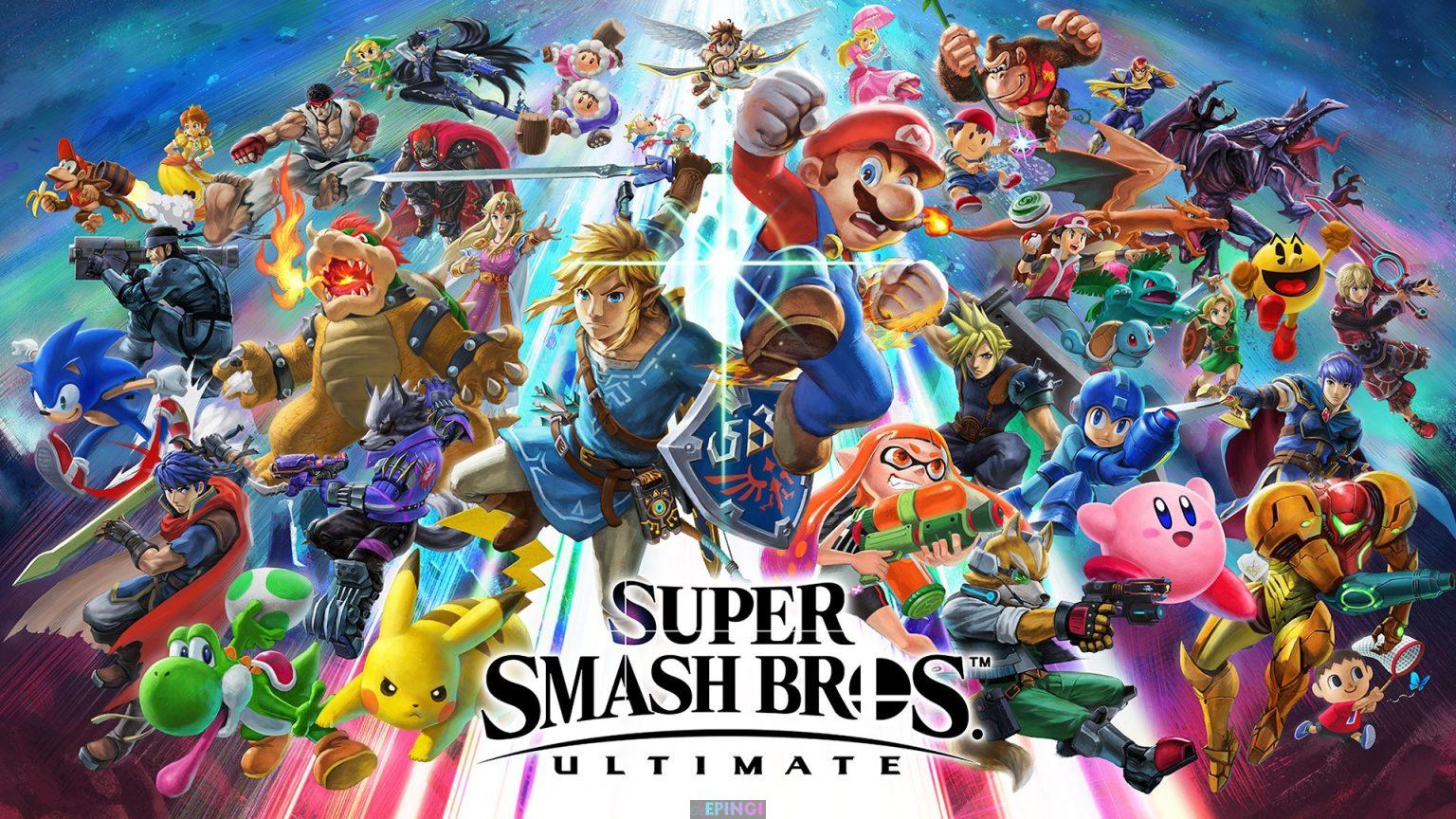 Super Smash Bros PC Latest Version Free Download