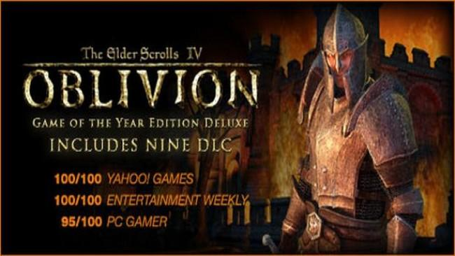 The Elder Scrolls IV: Oblivion Game of the Year Edition PC Latest Version Game Free Download