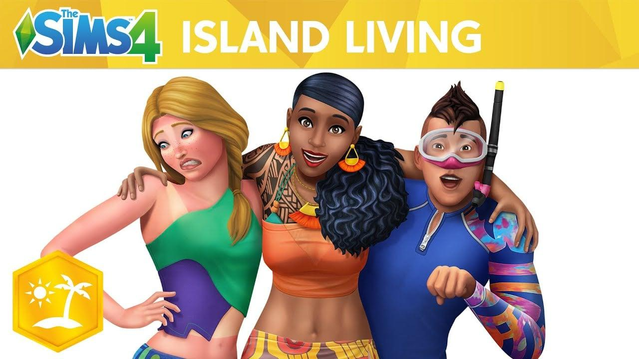 The Sims 4 Island Living iOS/APK Full Version Free Download