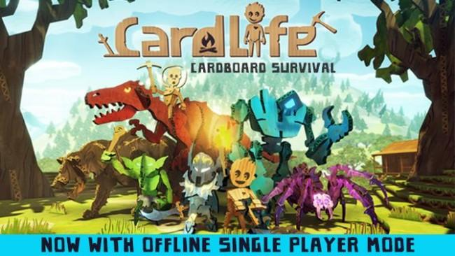Cardlife: Creative Survival PC Version Full Game Free Download