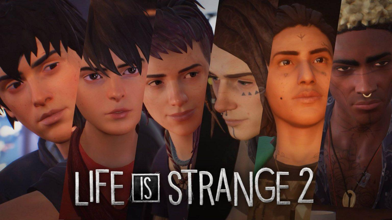 LIFE IS STRANGE 2 PC Latest Version Game Free Download