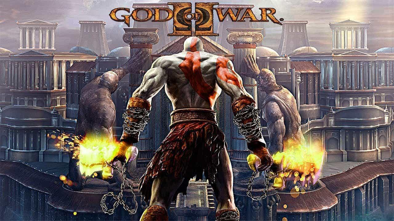 God of war 2 PC Latest Version Free Download