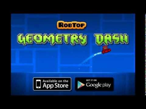 Geometry Dash Mobile iOS Version Full Game Setup Free Download
