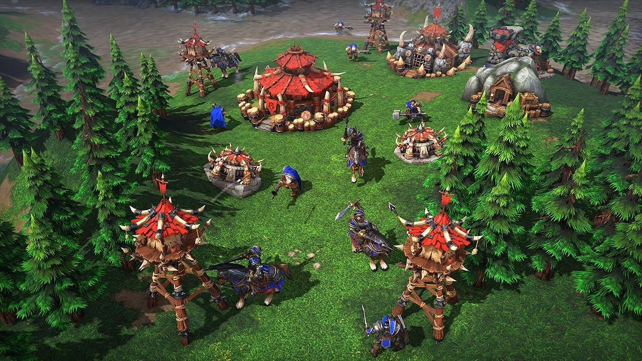 Warcraft III Reforged Version Full Mobile Game Free Download