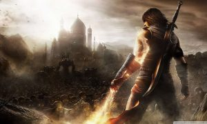 Prince Of Persia The Forgotten Sands Free Download PC windows game