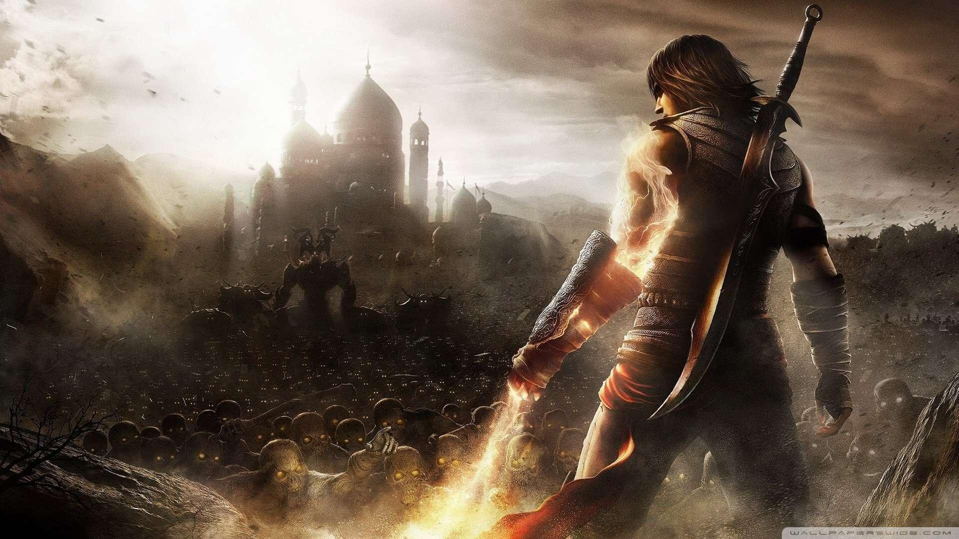 Prince of Persia 5: The Forgotten Sands Intro PC Version Full Game Free Download