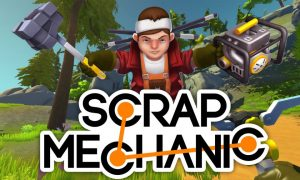 Scrap Mechanic Apk iOS Latest Version Free Download