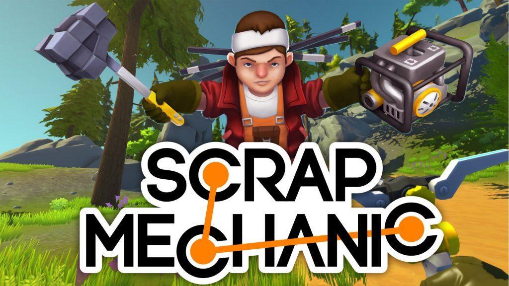 Scrap Mechanic Apk iOS Latest Version Free Download