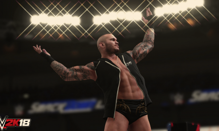 WWE 2k18 PC Latest Version Free Download