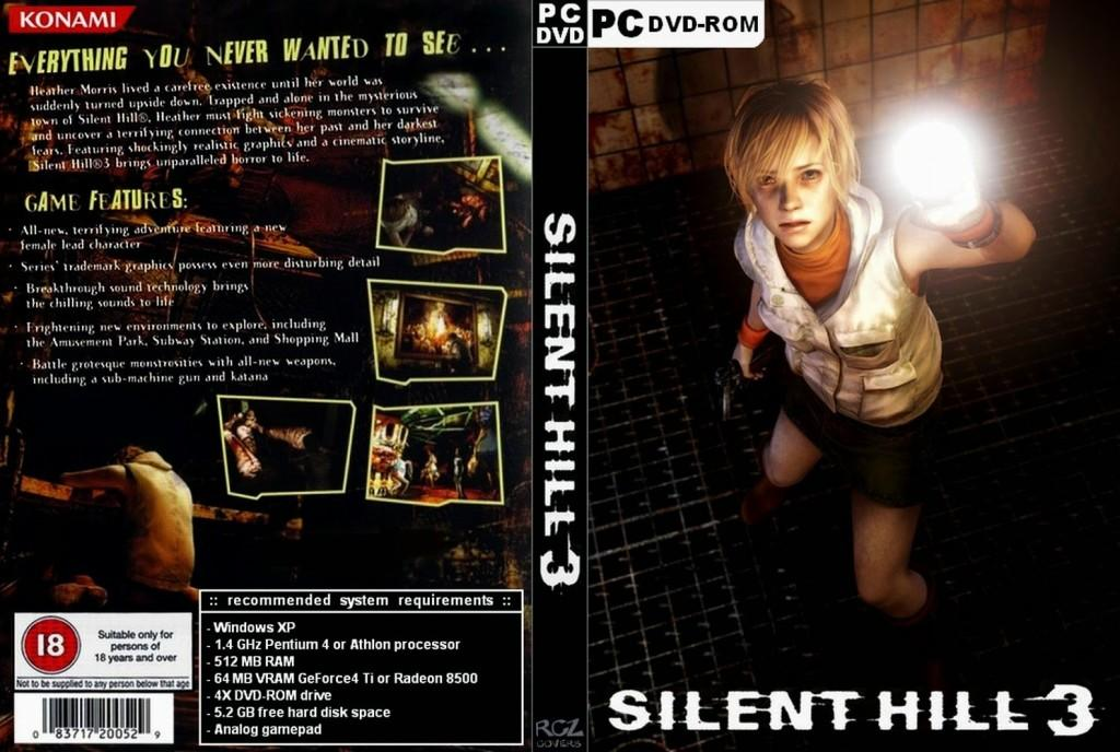 Silent Hill 3 PC Game Latest Version Free Download