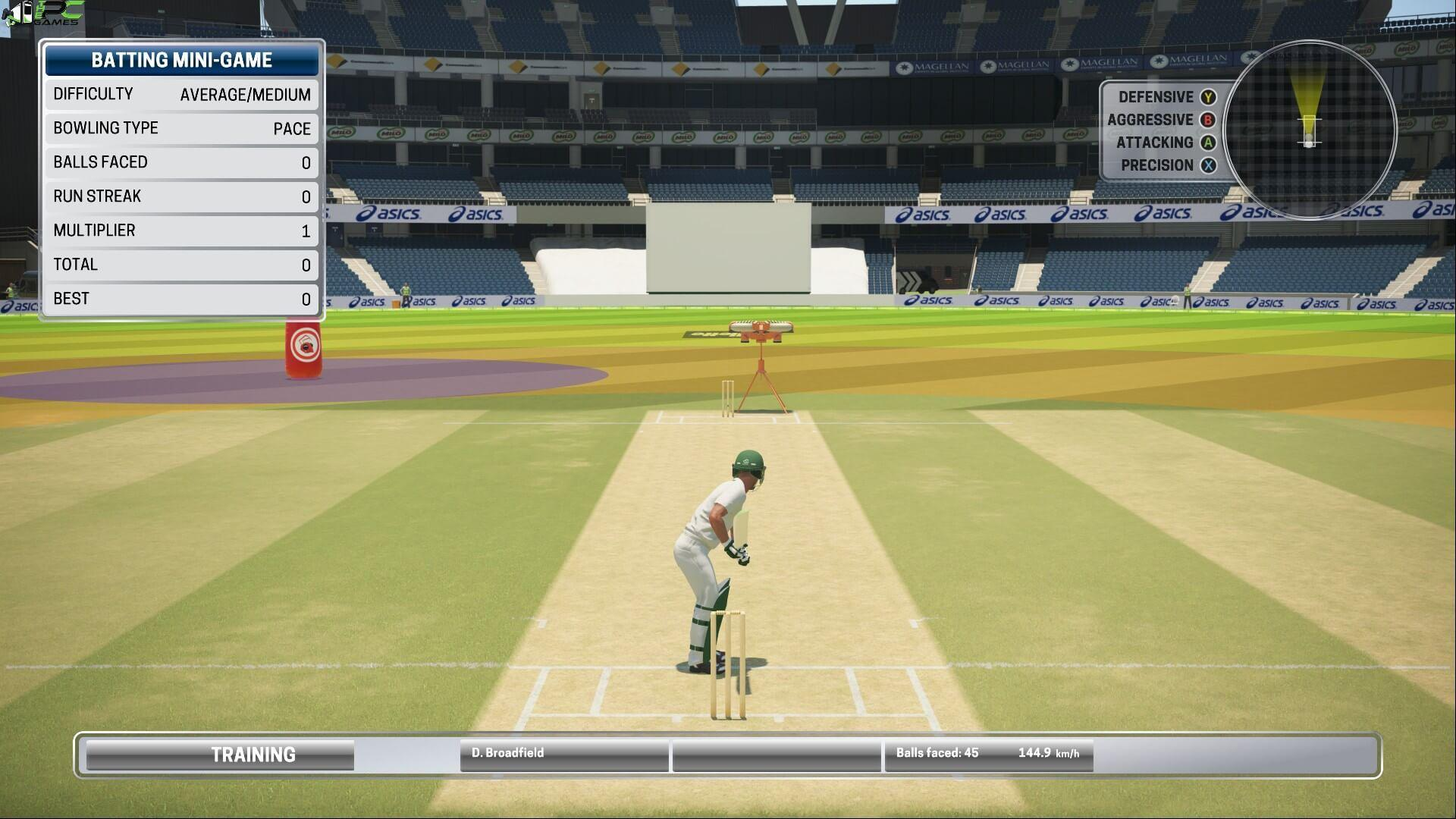 ASHES CRICKET V1.0548 HIGHLY COMPRESSED REPACK PC Full Version Free Download