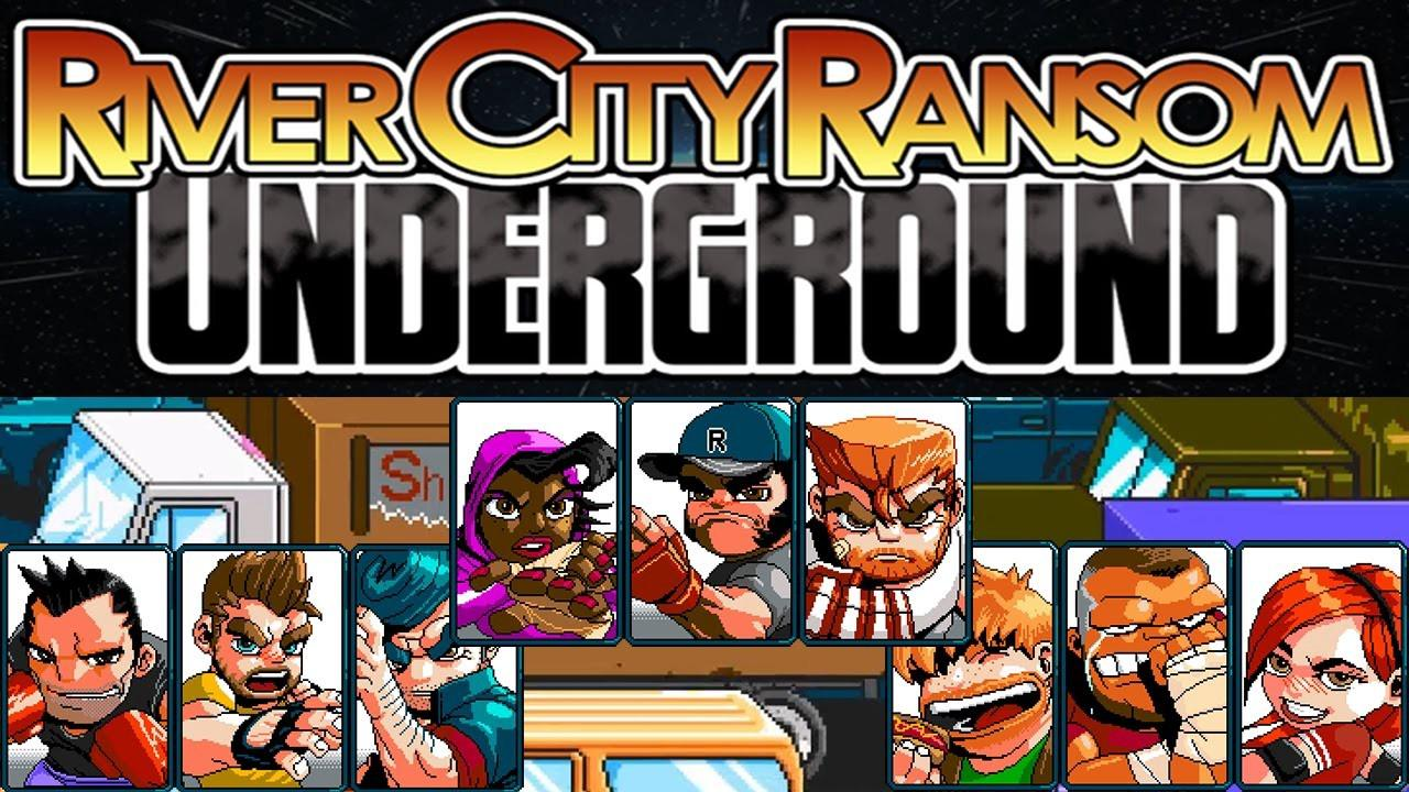 River City Ransom Underground iOS/APK Full Version Free Download
