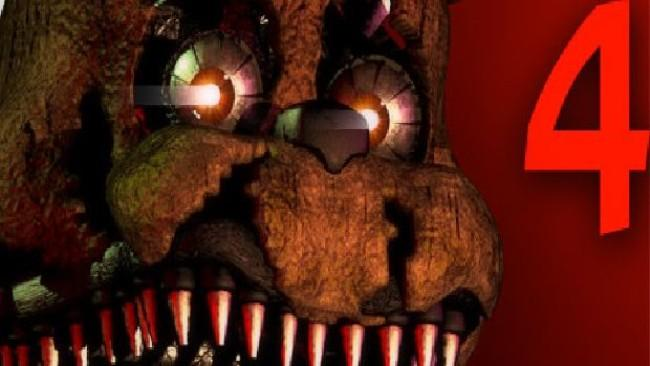 Five Nights At Freddy's 4 iOS/APK Version Full Game Free Download