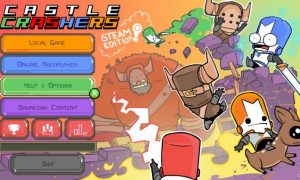Castle Crashers Game Full Version Free Download