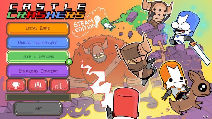 Castle Crashers Game Full Version Free Download