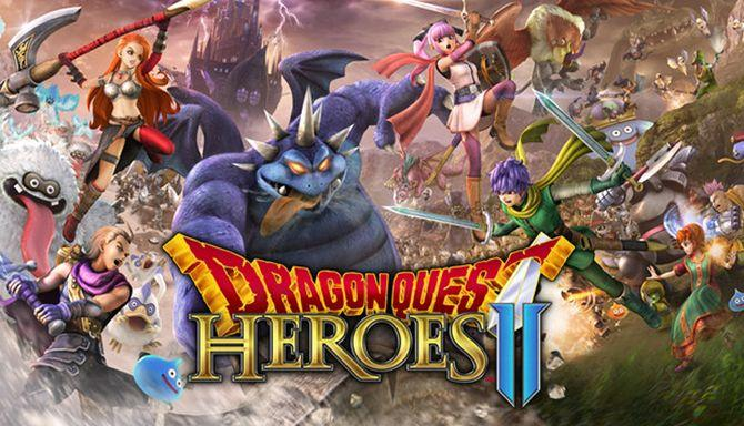 DRAGON QUEST HEROES II iOS/APK Version Full Game Free Download