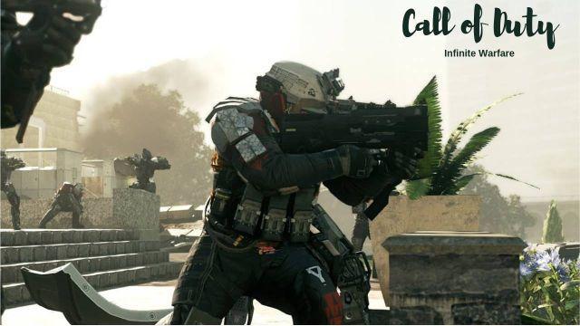 Call Of Duty Infinite Warfare iOS/APK Version Full Game Free Download