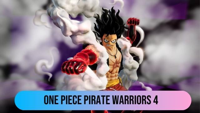 One Piece Pirate Warriors 4 Android/iOS Mobile Version Full Game Free Download